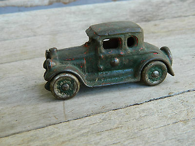 Vintage Arcade Cast Iron Car