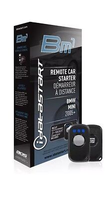 IDATALINK ADS-BM1 REMOTE STARTER  Plug And Play For 2005-2016 Bmw And Mercedes