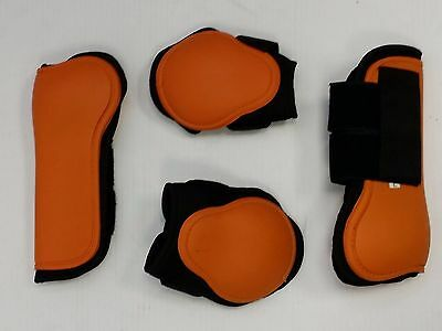 Brand New High Quality Tendon and Fetlock Boots SET (Various Choice Of Colours)