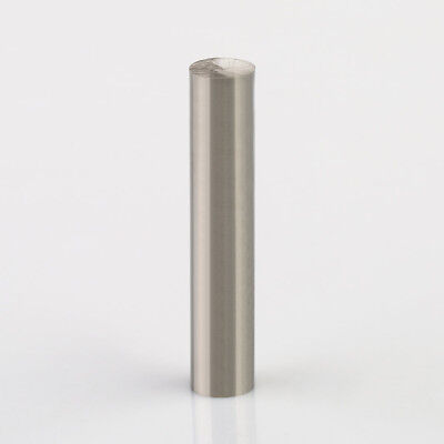 "1 pc 2"" Long Purity >=99.95% Pure Tungsten Element Rod Electrodes Metal Cylinder"