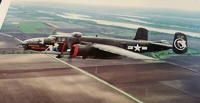 Missouri SHOW-ME B-25 Mitchell Airplane Poster Warbird Of WWII
