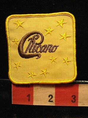 Vintage ( 1970s ?) CHICANO Patch ~ (Mexican, Latino, Hispanic) 66WG