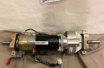 INVACARE LYNX LX-3 Scooter MOTOR & AXLE. USED