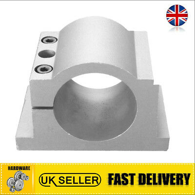 UK 65mm Diameter Spindle Motor Mount Bracket Clamp CNC Engraving Machine Mill