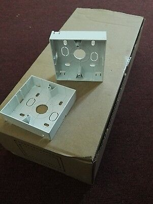 24 x 1  Backbox for MK4 and Nte5C master sockets