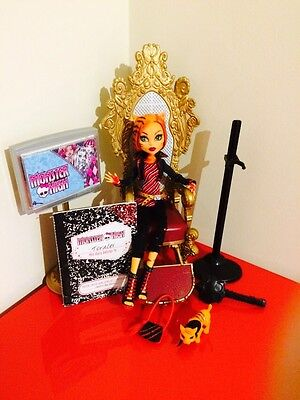 Monster High Stunning Toralei 1st Wave Rare - T3