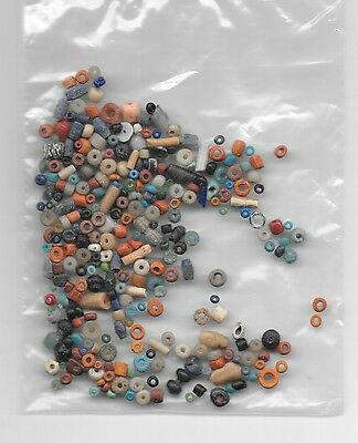 Collection of 200 Plus Roman Beads, 1st to 3rd Century