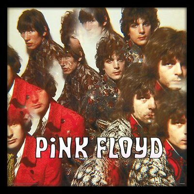Pink Floyd - The Piper at the Gates of Dawn  Framed Album Cover Print ACPPR48120