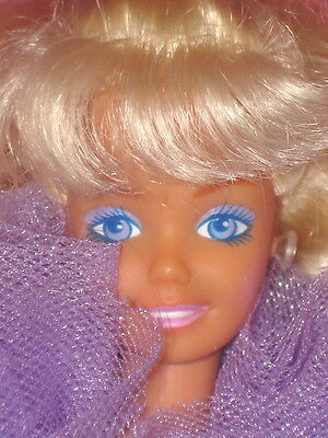 Sears LILAC & LOVELY Barbie Doll 1988 MIB!