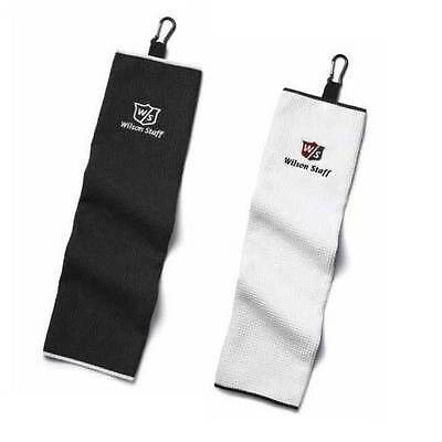 Wilson Tri-Fold Golf Towel