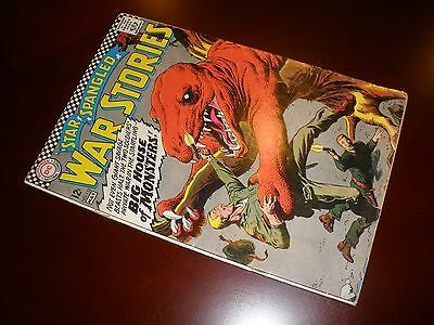 DC Comics Star Spangled War Stories # 132 Nice Copy