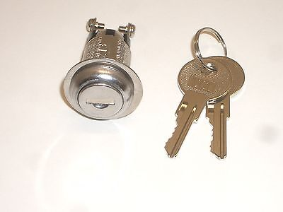 Philmore 30-1197 Tumbler Key Lock Spst On/off Ac Dc Power Switch Key#a2213