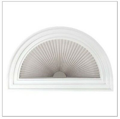 """NEW JCPenney Home  1"""" Arch Pleated Linen Shade Window Treatment"""