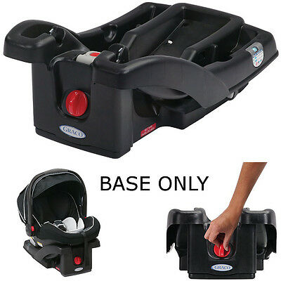 Graco SnugRide Base (ONLY) Infant Baby Car Seat Click Connect 30/35 LX Safety