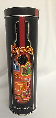 Kahlua Limited Edition 1 Tin Empty