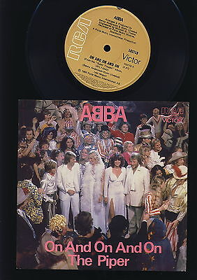 ABBA - On and On and On - The Piper - AUSTRALIA