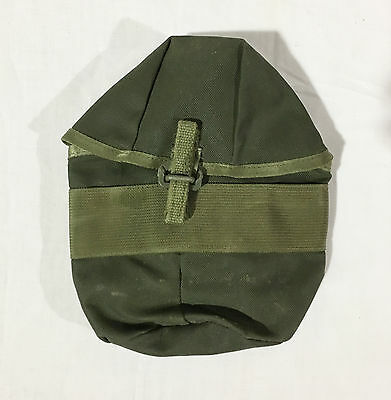 Canadian Military 82 Pattern Webbing Canteen Cover Nylon Olive Drab #1335