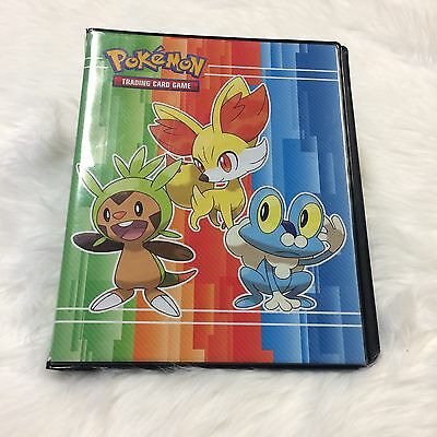 Plastic Pokémon Trading Card Game Card Book Clear Slots Small 40 Slots