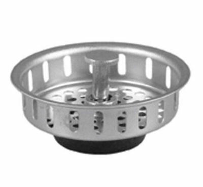 Drain Stoppers (3-count) Plug Strainer commercial sink 11330
