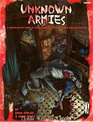 Atlas RPG Unknown Armies (1st Edition) SC NM-