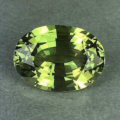 3.00 Cts Natural Chrysoberyl From Sri Lanka Mines Clean And Lustrous Gem