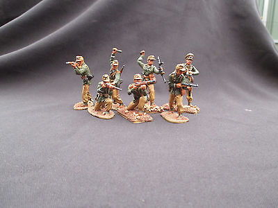 Airfix /britains dsg 1/32  German Afrika Korps  WW2 pro painted collectables