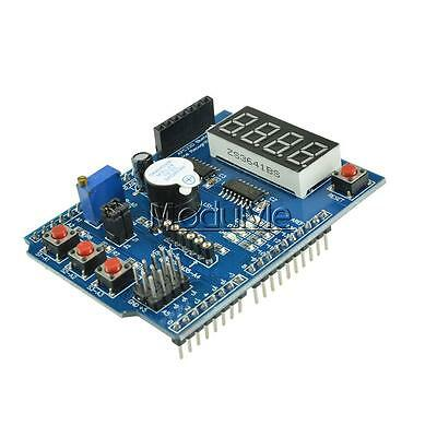 Arduino Multi-Function Shield ProtoShield For Arduino UNO LENARDO MAGE2560 MO