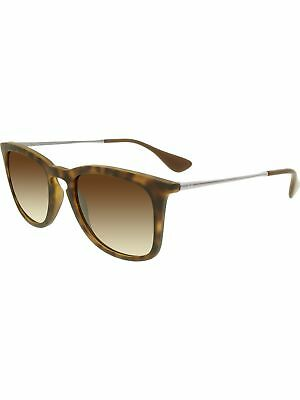 Ray-Ban Women's Gradient RB4221-865/13-50 Tortoiseshell Wayfarer Sunglasses