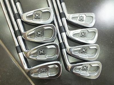Callaway X Forged Irons 3-PW Project X 5.5 Flighted Rifle Shafts