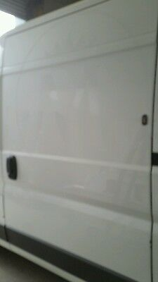 Citroen Relay / Peugeot Boxer / Fiat Ducato Side door H2 and H3