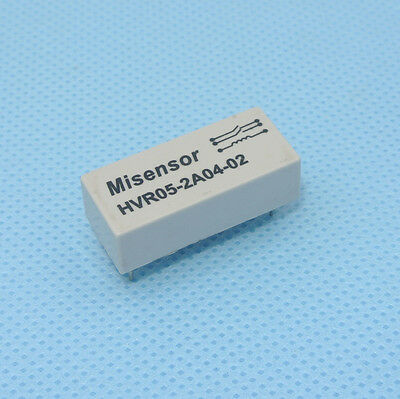 1pcs High Voltage Reed Relay 4KV dielectric 2 Form A HVR05-2A04-02 Misensor