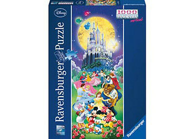 Ravensburger Puzzle 1000 Pce Disney Characters Jigsaw Brand New Rb 150564