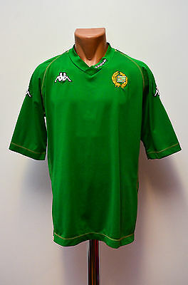 Hammarby If Switzerland 2005/2006 Away Football Shirt Jersey Kappa