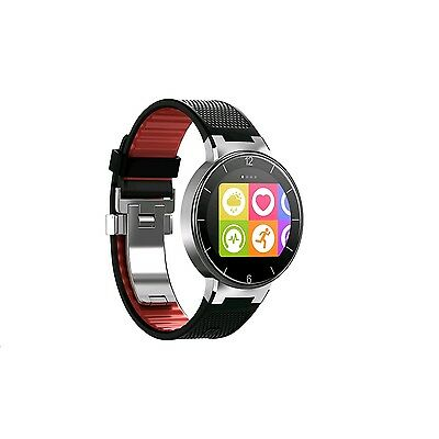 Bluetooth Smart Wrist Watch Touch Screen Phone Mate for Android iPhone IOS GT08