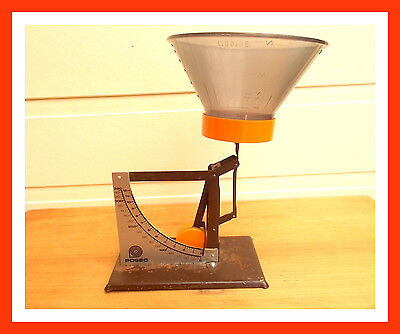 POSSO CANTILEVER SCALES  - Vintage - Made In France - RARE / SCARCE