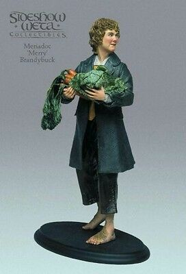 Lord of the Rings Sideshow Weta Merry  Brandybuck statue