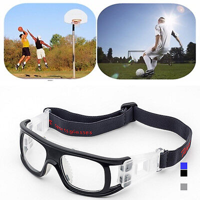 Portable Explosion Proof Glasses Protective Basketball Soccer Eye Goggles