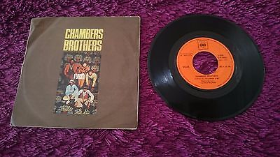 """The Chambers Brothers – Funky , Vinyl, 7"""", Single ,1971 , Spain ,  5389"""