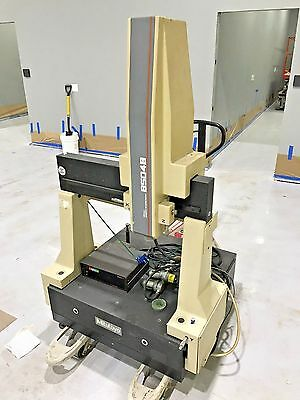 Mitutoyo B504B CMM Coordinate Measuring Machine 195-121 Probe Indicator Renishaw
