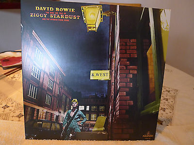 David Bowie: Ziggy Stardust, 2002 remix from Five Years Box Set. 180g. Near Mint