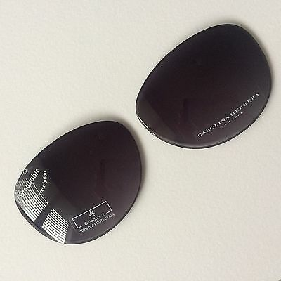 New 100% Official Carolina Herrera CH-227 (60x17) lenses in Grey Gradient