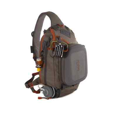 New Fishpond Summit Sling Pack In Gravel Color Free Us Shipping