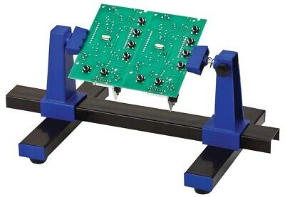 PCB Holder Clamp - Holds Circuit Board when Soldering 360° Adjustable Aid