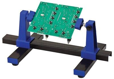 PCB Holder - Holds Circuit Board when Soldering 360° Adjustable Aid