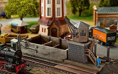 Faller Motorised Small Depot Set with x 4 Operating Units HO Scale (suit OO )