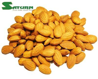 ALMOND NUTS 100% Natural Best Quality Whole Raw Almonds