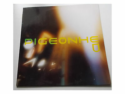 """Pigeonhed - Theme From Pigeon - 12"""""""