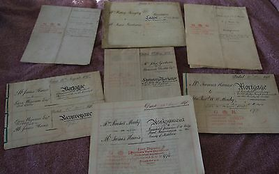 Collection of Documents Related to People and Property in Hammersmith, Middlesex