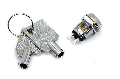 Universal On-Off Ignition Key Switch,for Harley Davidson motorcycles, by V-Twin