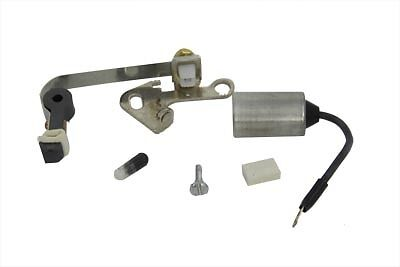 Ignition Points and Condenser Kit,for Harley Davidson motorcycles, by V-Twin